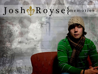 Album Cover for Musician Josh Royse