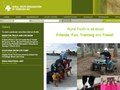 RuralYouth.com.au CMS implementation with design from Direct Design