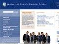 LCGS homepage