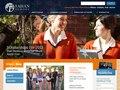Fahan homepage