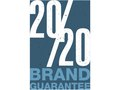 20/20 Brand Guarantee Logo for ValueClick Media