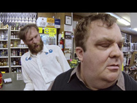 "Stuck - ""Guy Walks Into A Liquor Store..."""