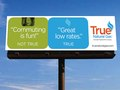 True Natural Gas Outdoor Board