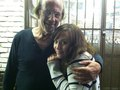 After doing FX makeup on Christopher Lloyd for The Coin