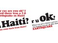 Book Produced focusing on the coverage of the 2010 earthquake in Haiti Via Facebook, CNN and Online Articles