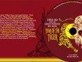 ROLE: Art Concept + Graphic Designer + Illustrator  // CD design : YEAR OF THE TIGER