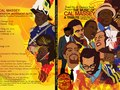 ROLE: Art Concept + Graphic Designer + Illustrator  // CD design : Cal Massey Black Liberation Moveent