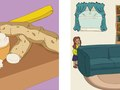Illustrations for templated Seder pdf's