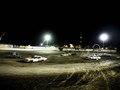 DEMOLITION DERBY IN SOUTHERN CALIFORNIA
