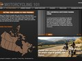 Motorcycling.ca province based instruction