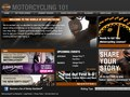 Motorcycling.ca home page