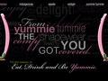 Yummie Tummie microsite home page