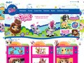 Littlest Pet Shop internal page