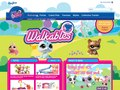 Littlest Pet Shop landing page
