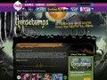 Goosebumps show page on Hubworld.com