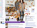Nordstrom Takeover on Yahoo Homepage