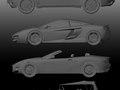 Automobile Modeling Pre Texture