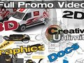 Creativity Unlimited Full Promo Video