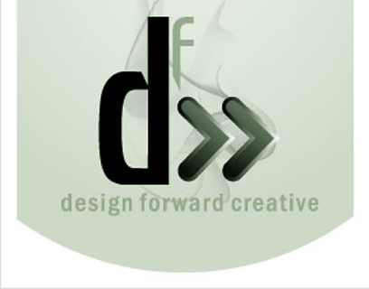 Design Forward Creative logo