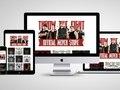 Online merchandise store (responsive design)