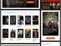 Fandango Modular Website Refinement (Sr. Designer for Fandango)