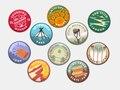Merit Badges for T.H.U.N.D.E.R. (Designer / Art Director)
