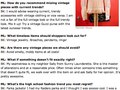 Vintage shopping interview page 3