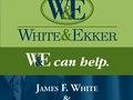 W&E Trifold Brochure Cover