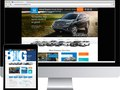 Inland Empire Honda Dealers Website Mock