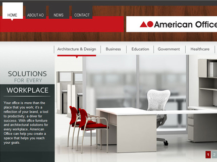American Office (2010). View website: http://www.americanoffice.com/