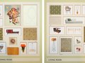 Anna Stevens Residence - Final Presentation Boards