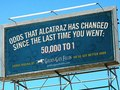 Golden Gate Fields Horse Racing Billboard