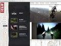 clifbar.com Homepage Rollover