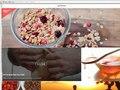 clifbar.com Nutrition Page Rollover