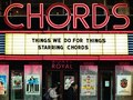 "Chords ""Things We Do For Things"". Every track is like a movie with it's own movie poster/cover."