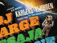 Kärleksklubben takes you to the moon and back.