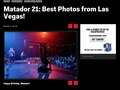 "SPIN Magazine ""Matador 21: Best Photos from Las Vegas"""