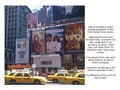 Copywriter, Starz' Happy Hour in Times Square