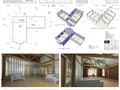 angelique's office/boardroom plans,elevations&renders (rhino/autocad)