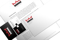 Dorma-USA Identity Re-Design (Does Not Include Logo)