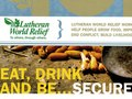 Food security newsletter for Lutheran World Relief