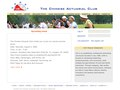 CAC Main page