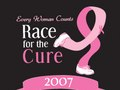 Shirt design for Clopton Clinic's group to wear during the Race for the Cure.