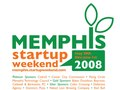 Shirt design created for the LaunchMemphis Startup Weekend in 2008.