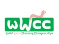 World Worm Charming Championships. Logo concept for college assignment.