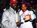 Mike Vick and T.I. the KING