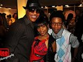 Roq Monte and Left eye sister  and actor