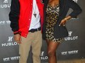 Ludacris and Kameelah Williams (702) attend Hublot Atlanta Ice week hosted by Chaka Zulu
