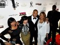 T.I. and his family at his 32nd Private Birthday Party