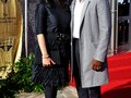 Derek Luke and Wonderful Wife at the 2013 ANNUAL TRUMPET AWARDS
